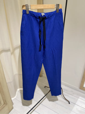 W Pant BELLEROSE Blue Royal