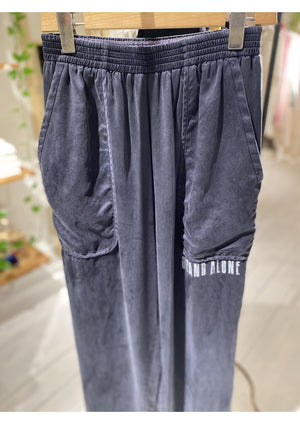 W Pant STAND ALONE - navy blue