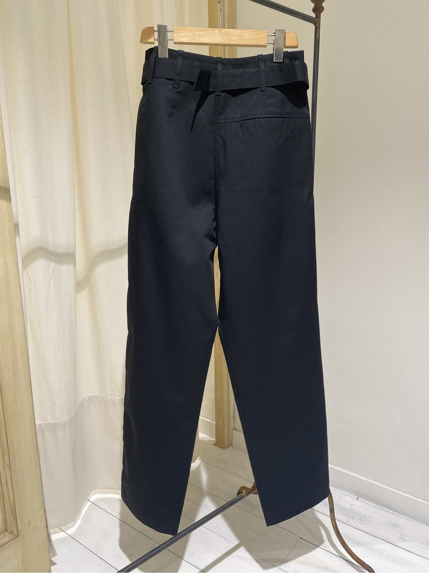 W Pant COVERT - Black