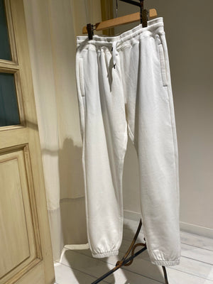"M Swt Pant ""Smile"" - PS Paul Smith - Milk"