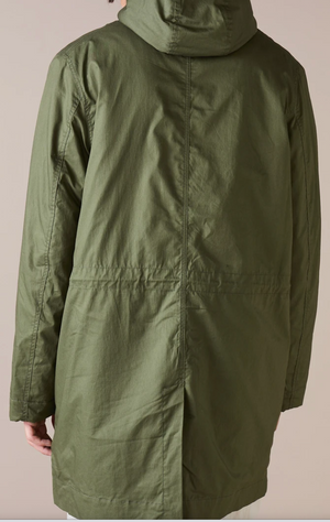 JACE COAT - BELLEROSE Military Green