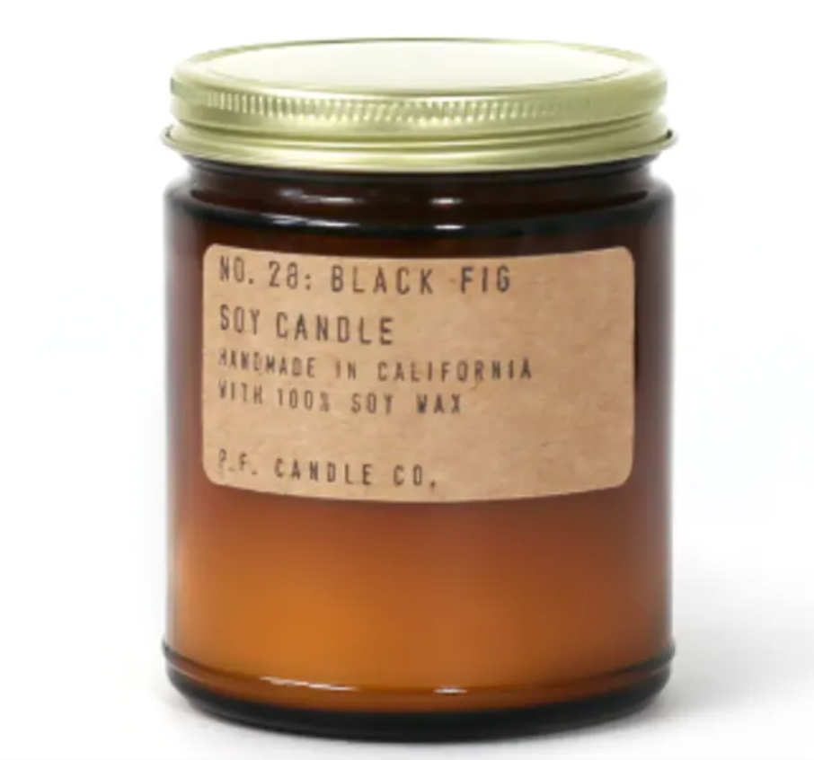 PF CANDLE - BLACK FIG