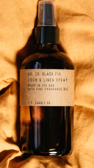 Room Spray - PF CANDLE - BLACK FIG