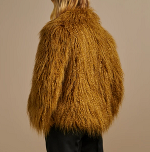 HOFFMAN JACKET - BELLEROSE - Fake Fur