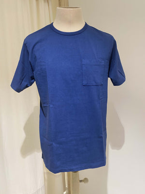 M Pocket T-shirt - FORTELA - Indigo