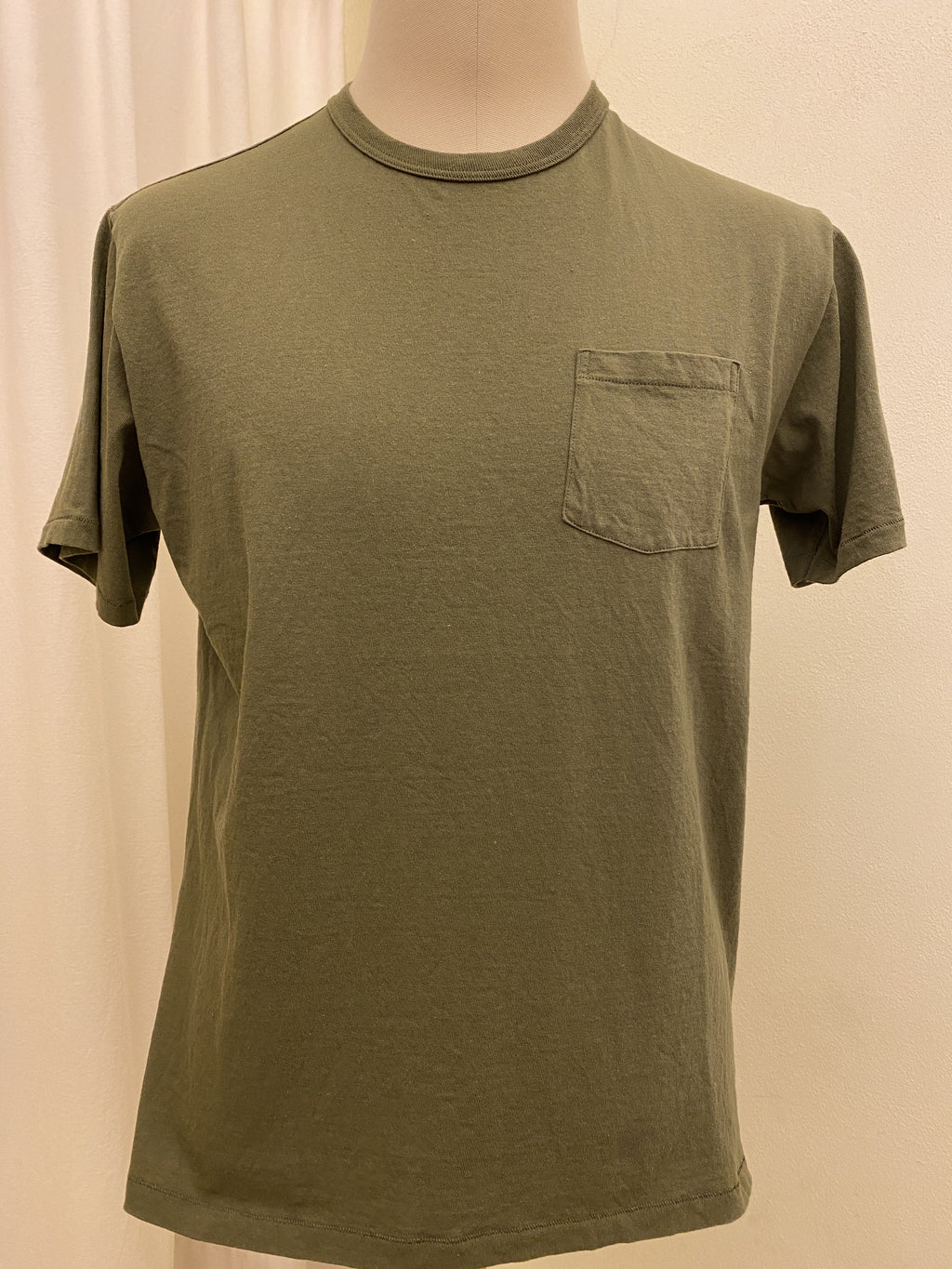 T-Shirt Manica Corta FORTELA SS20 Military Green