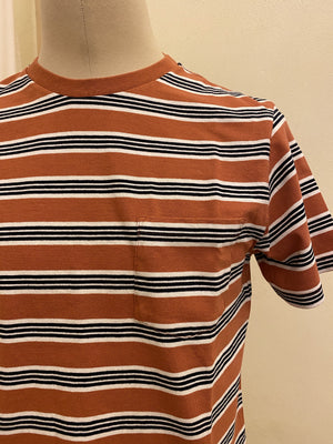 T-Shirt Pocket BELLEROSE SS20 Stripes