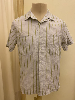 Camicia Manica Corta EAST HARBOUR SURPLUS - Stripes