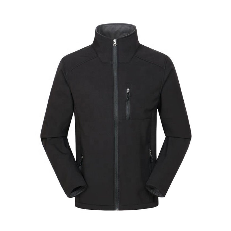 Men's Soft-shell Sport Jacket