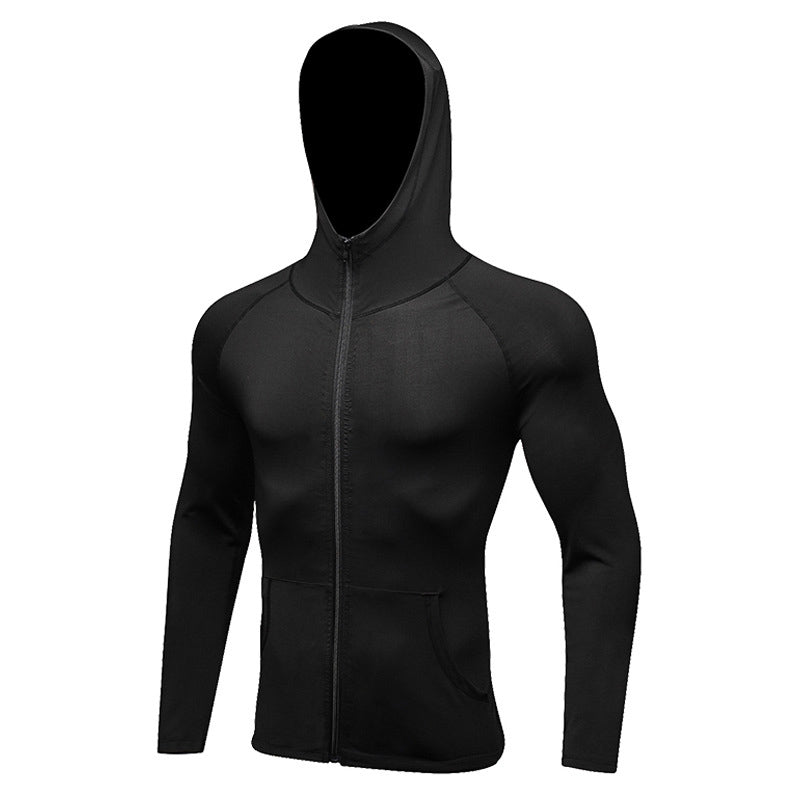 Custom Men's ActiveState Hooded Jacket