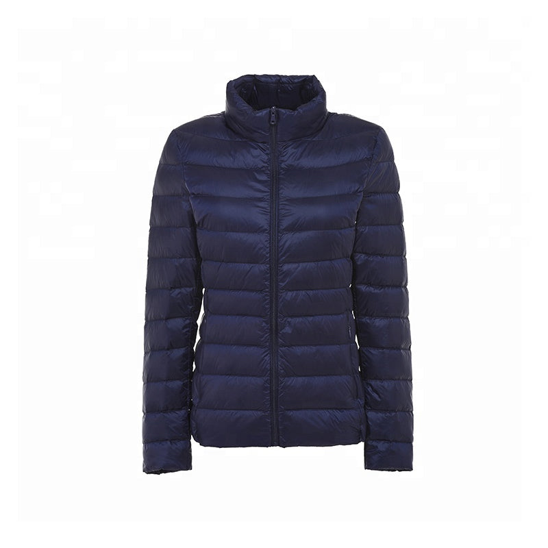 Women's Premium Ultra Lightweight Goose Down Jacket