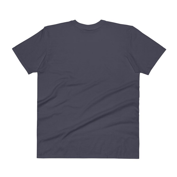 1400 series Cotton V-Neck Tee