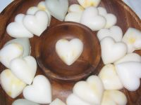 Small Heart Soap