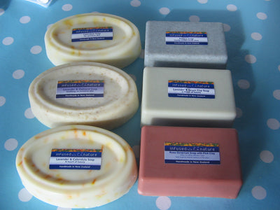 six soap special - selection or all the same