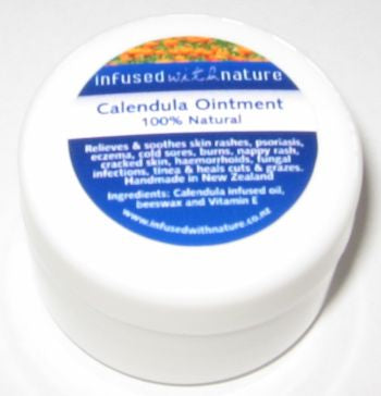 calendula ointment with lavender