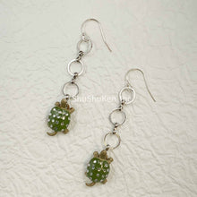 Load images into the gallery viewer,Turtle Earrings 【ps20Fe10】