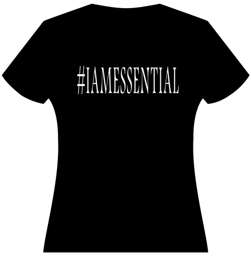 I Am Essential Tee