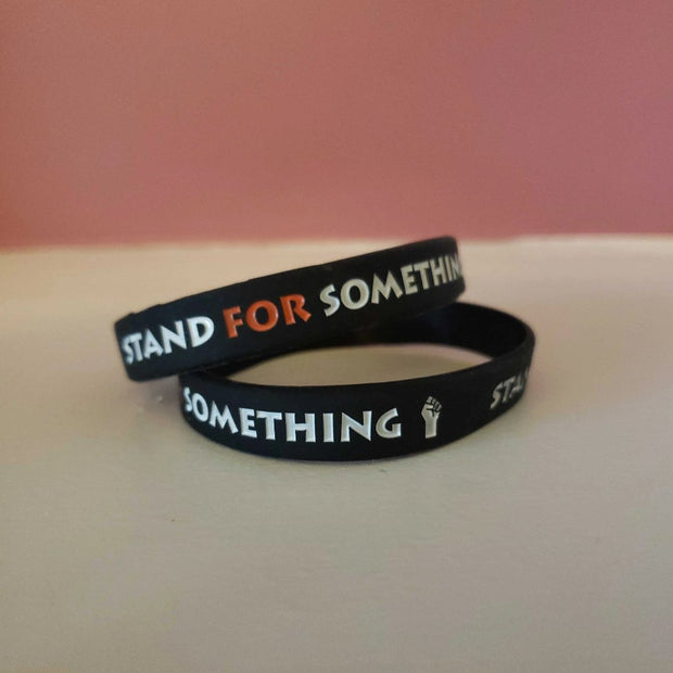 Stand For Something Wristband