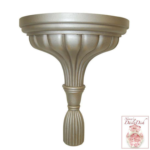 Tassel Wall Corbel Bracket Ornamental Shelf