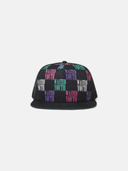 TRUCKER WASTED YOUTH CAP