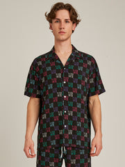 NEVINS WASTED YOUTH S/S SHIRT