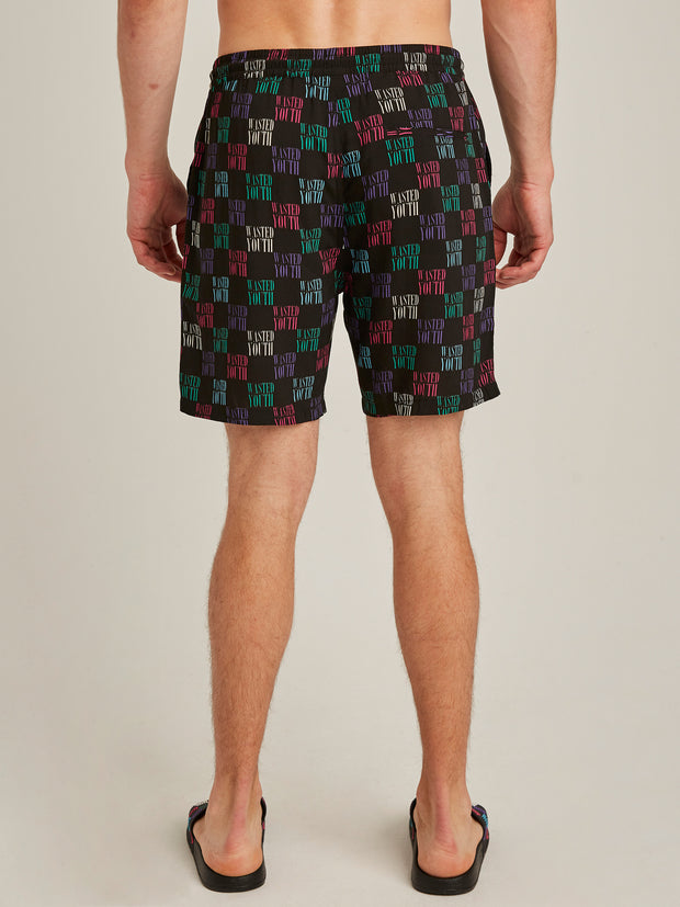 HAMPUS WASTED YOUTH SHORT
