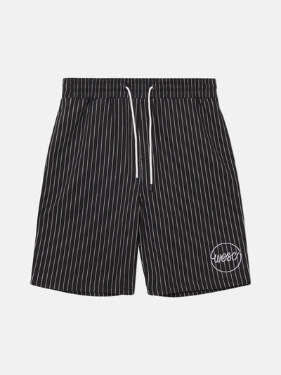 MARTY PINSTRIPE SHORT