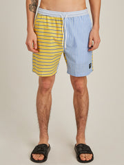 HAMPUS MIXED STRIPE SHORT