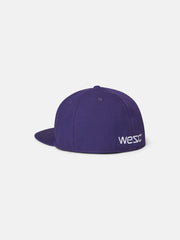 WESC OVERLAY FITTED HAT