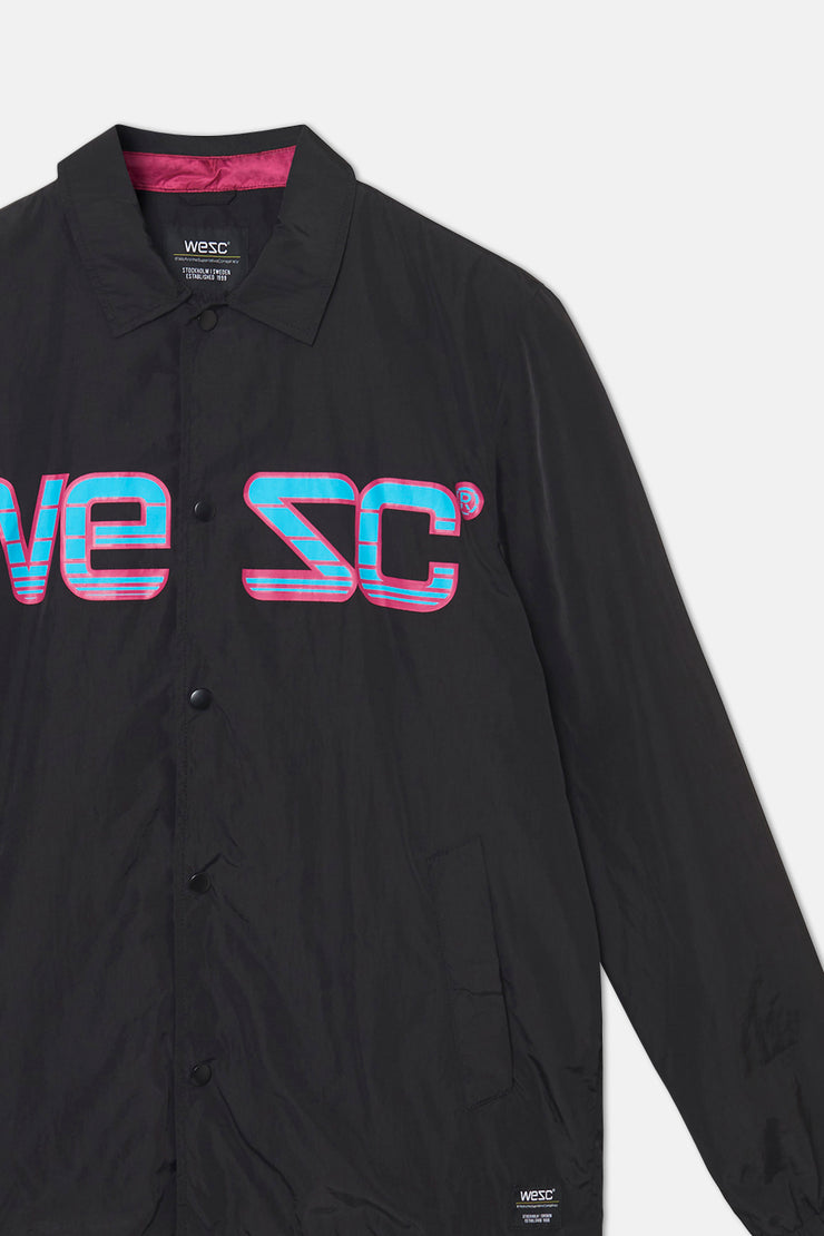 WESC SPEED COACH JACKET