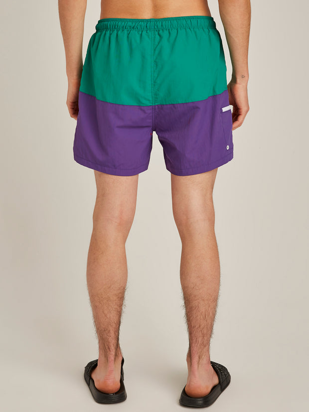 ZACK COLORBLOCK TRUNK