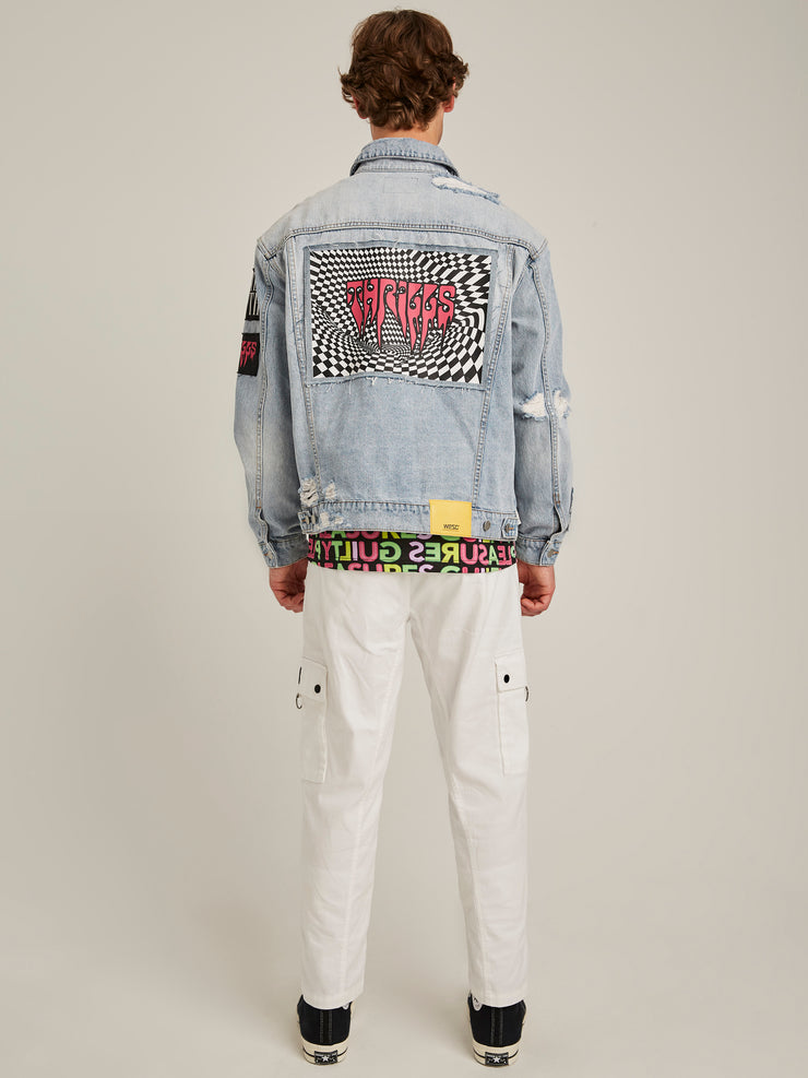 GUILTY PEASURES DENIM JACKET