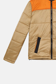 COLORBLOCK PUFFER JACKET