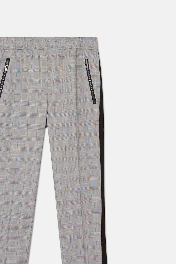 ACE CHECK STRIPE PANT