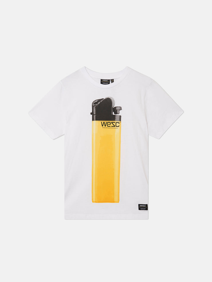 MAX LIGHTER T-SHIRT