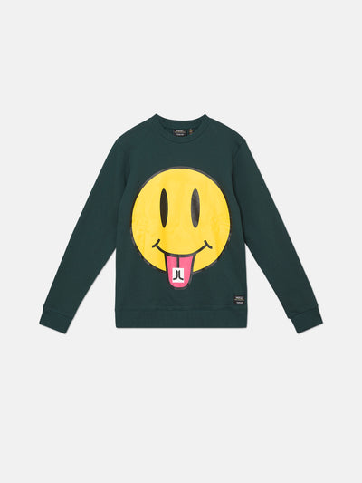 MILES SMILE ICON SWEATSHIRT