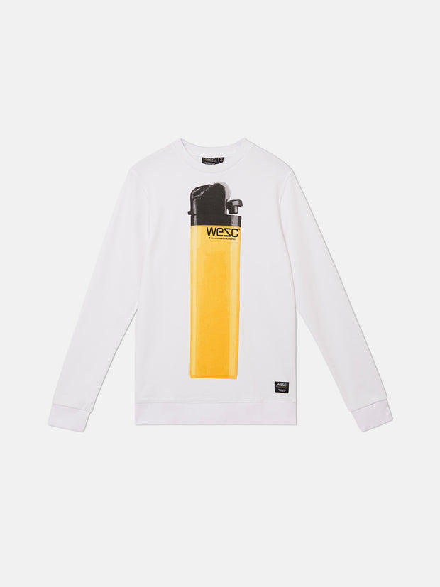 MILES LIGHTER SWEATSHIRT