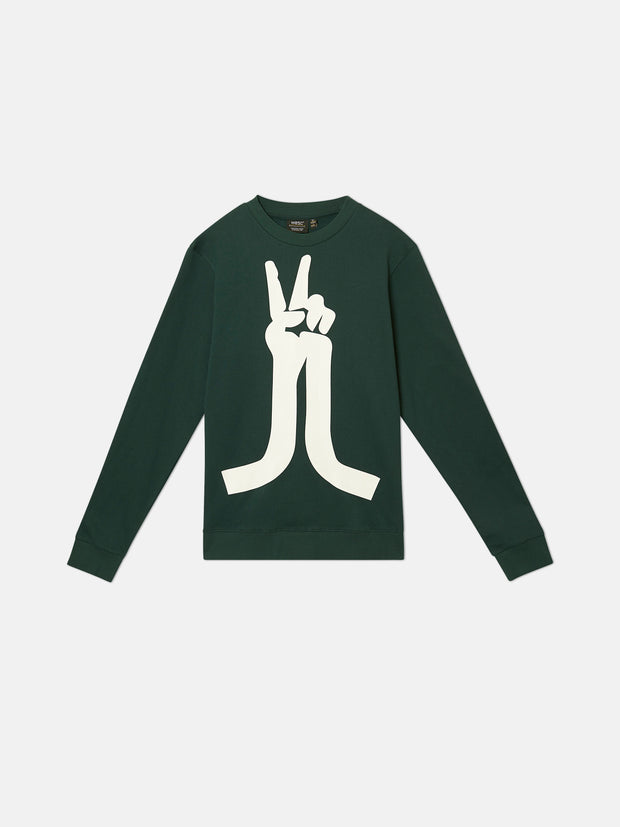 MILES PEACE SWEATSHIRT