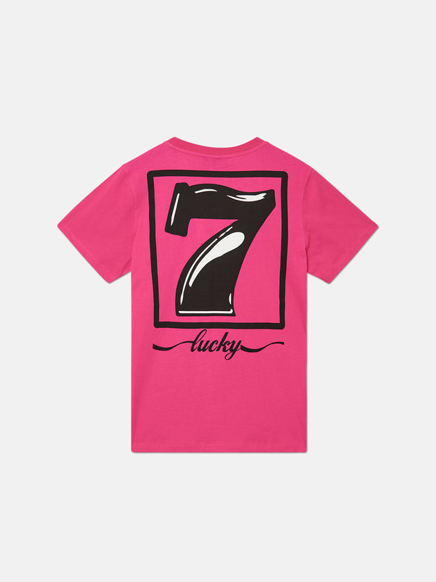 MAX LUCKY 7 SLOTS T-SHIRT