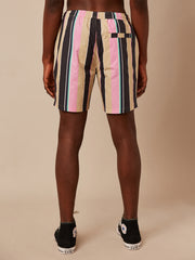 HAMPUS LAWN STRIPE SHORT