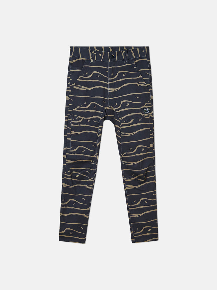 MONTAUK ABSTRACT WAVE PANT
