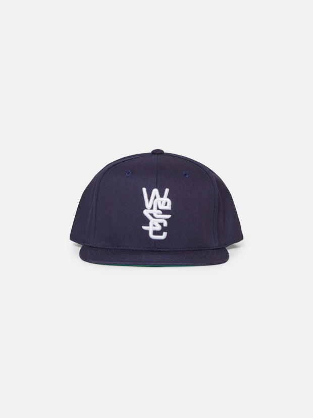 3D EMBROIDERED OVERLAY LOGO HAT