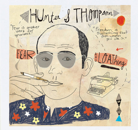 Hunter S Thompson - Serie Autori