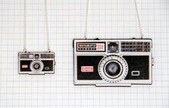 Kodak Camera Necklace