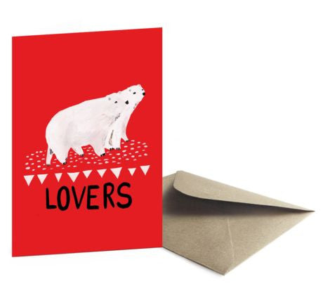 Lovers Card