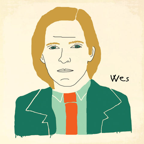 Wes Anderson Print