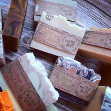 Load image into Gallery viewer, Patchouli & Sweet Orange Handmade All Natural Soap bar - Mad About Nature