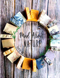 SOAP CLUB - Soap Subscription - Mad About Nature