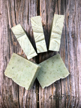 Load image into Gallery viewer, Lime & Green Tea Handmade All Natural Soap Bar - Mad About Nature
