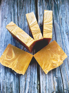 Burst of Citrus All Natural Handmade Soap Bar - Mad About Nature